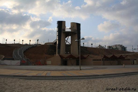 Пляж Дан Акадия Герцелия фото