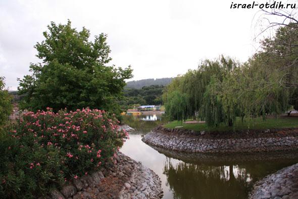 Озеро Монфорт Маалот фото