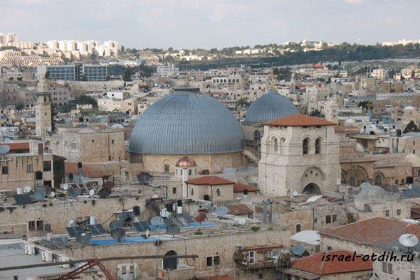 фото Храма Гроба Господня