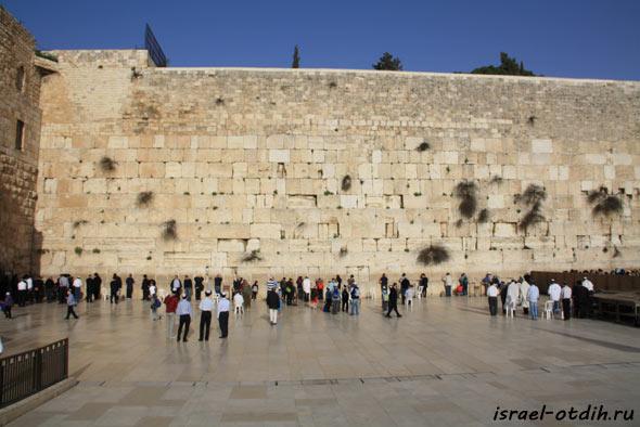 фото Иерусалима - Стана Плача