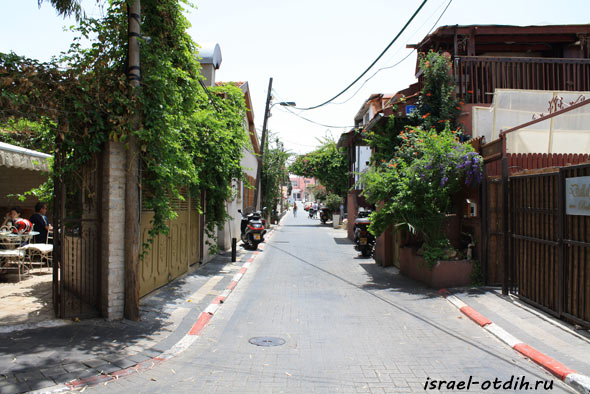фото - Неве Цедек Тель Авив
