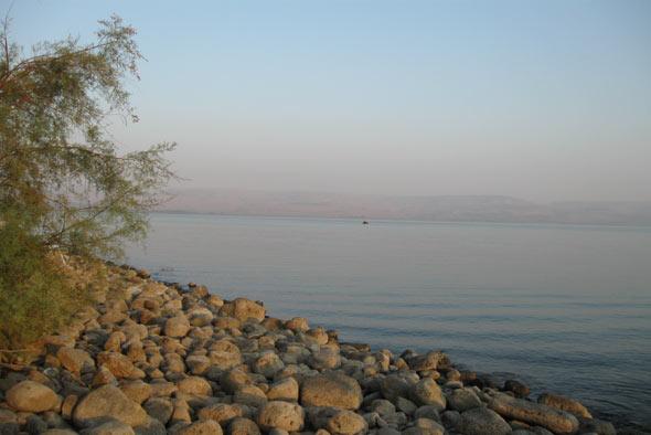 озеро кинерет фото