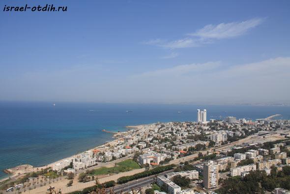 север Израиля фото