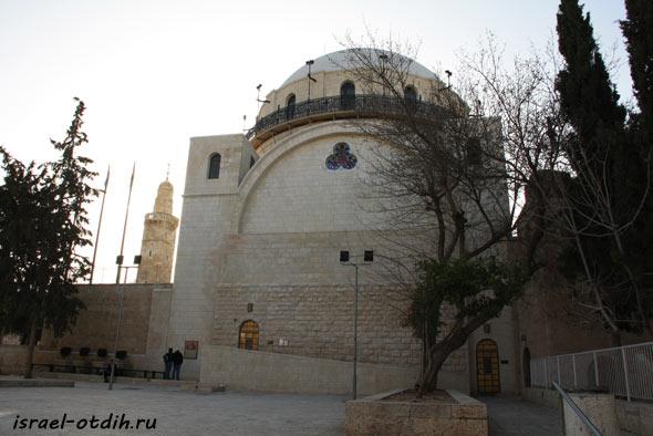 экскурсия в Иерусалим фотография